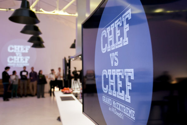 Sabre Awards Chef vs Chef