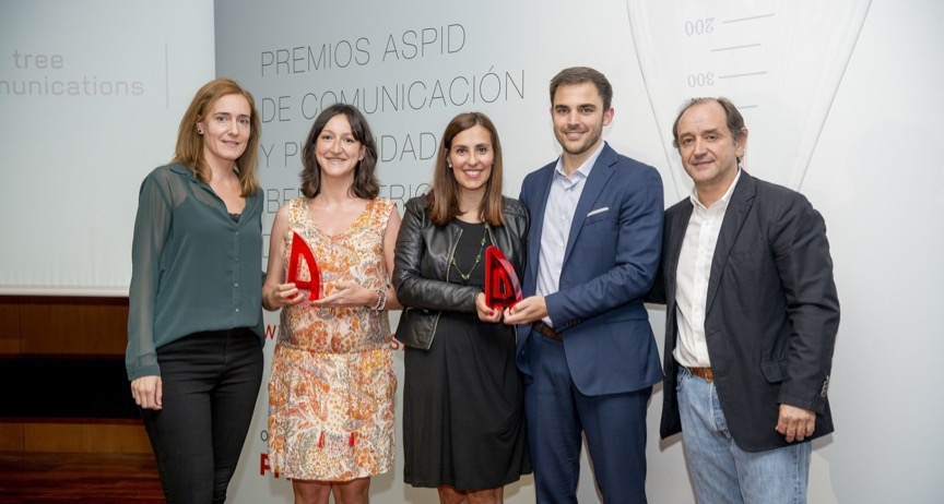 apple tree wins Gold ASPID Award for Boehringer Ingelheim awareness campaign