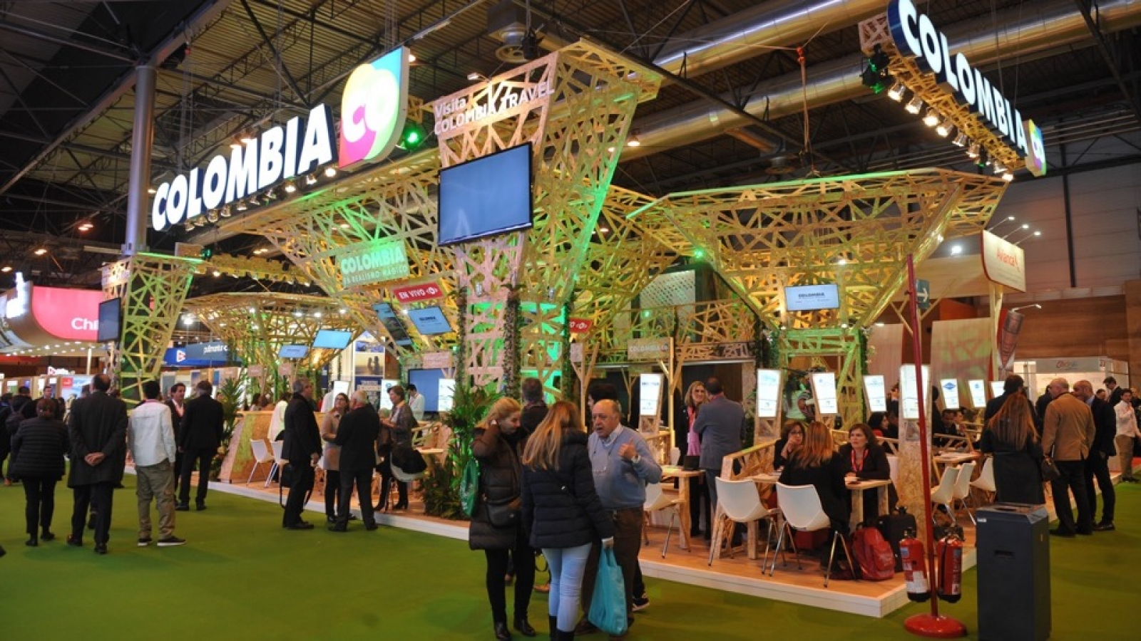 Colombia conquers Fitur