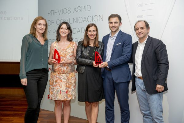 APPLE TREE WINS GOLD ASPID AWARD FOR BOEHRINGER INGELHEIM